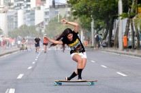 巴西長板女孩 Ana Maria