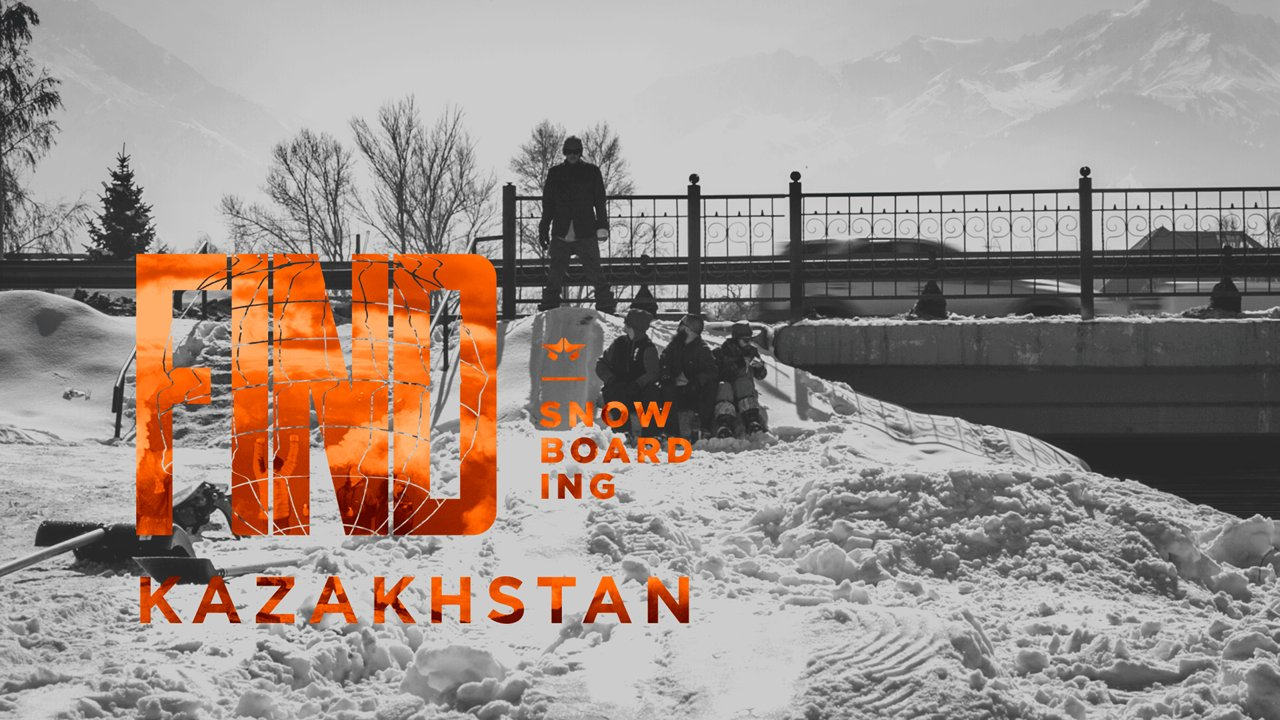 KAZAKHSTAN (Find Snowboarding)