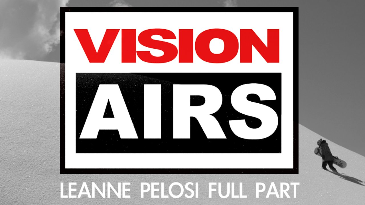 Leanne Pelosi :Vision Airs