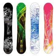 神板 Saint Snowboard 四神獸雪板