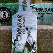 Hondar Longboard -Wild 40