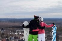 喜歡滑snowboard的是好情人 (有科學根據?)