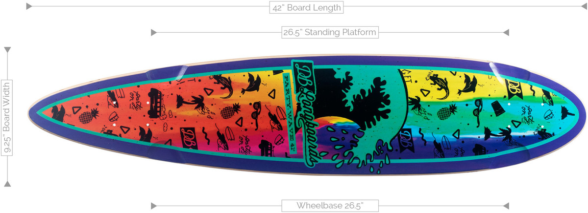 dblongboards-partywave-42-deck-specs