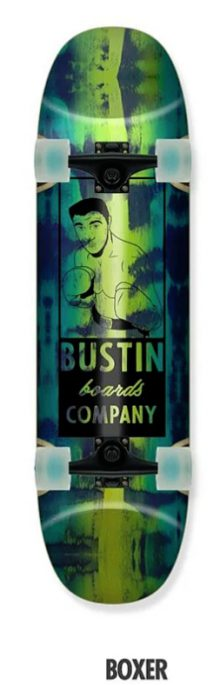 Bustin Longboard – Yoface (E)Core™  34.5″ (整組)